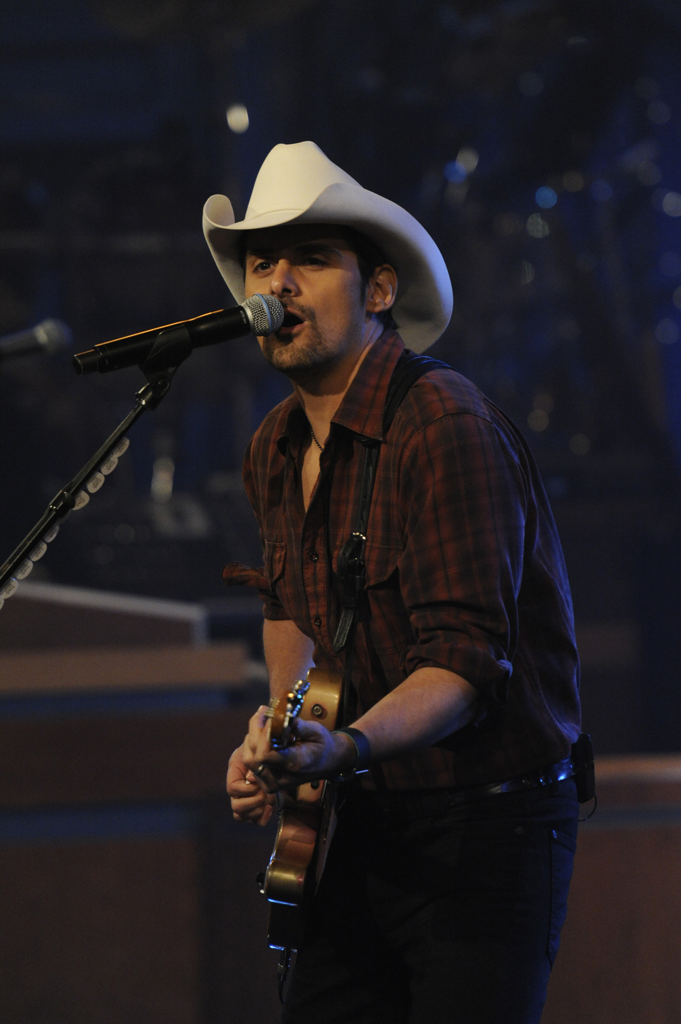 Brad paisley live on letterman