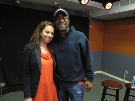 Me and Darius Rucker