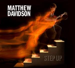 Matthew Davidson EP Cover